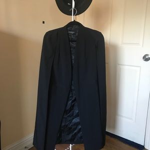 haoduoyi Jackets & Coats - Longline Cape blazer